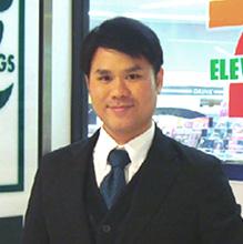 Thai EC協会 Parin氏
