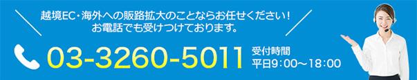 お問い合わせ先:03-3260-5011